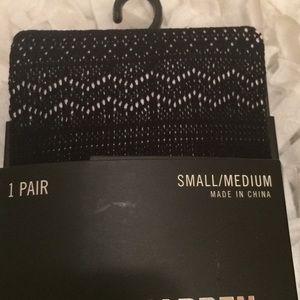 Steve Madden Accessories - 3 Pairs Steve Madden tights ....small/medium